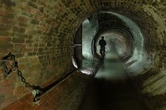 Exploring London's underground sewers    (something I would love to do)
