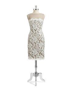 http://1tagdeals.com/fashion/shop/tadashi-shoji-sequined-illusion-mesh-dress-grey-10/    TADASHI SHOJI Sequined Illusion Mesh Dress - GREY - 10 - Fashion