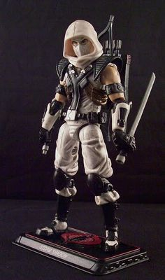 gi joe storm shadow toys | Stronox's Custom Lab .