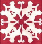 Snowflake: Cats by cookpix Paper Snowflake Designs, Snowflake Images, Paper Snowflakes, Christmas Snowflakes, Christmas Crafts, Snow Flakes Diy, Paper Pop, Origami Paper Art, Cat Quilt