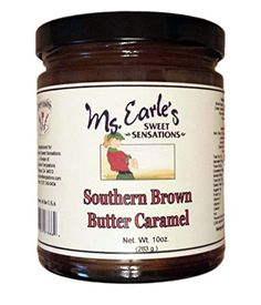 Ms Earles Sweet Sensations Decadent Dessert Sauces Southern Brown Butter Caramel ** You can get more details by clicking on the image. #DessertsLover