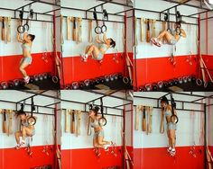 How to do a muscle up #crossfit