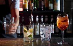 Bormioli Rocco Rock Bar Stackable Rocks Glasses, Set of 9 oz. Rock Bar, Alcoholic Drinks, Cocktails, White Wine, Tableware, Food, Rocks, Glasses, Products