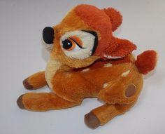 "Disney Store Exclusive Bambi Plush 12"" Stuffed Animal No Tags #DisneyStore"