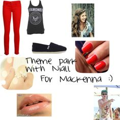 """Niall :)"" by bella-acosta ❤ liked on Polyvore"