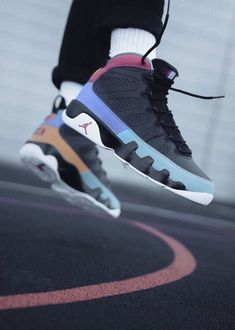 outlet store c5718 9abac Nike Air Jordan IX Popular Sneakers, Best Sneakers, Shoes Sneakers, Sneaker  Games,