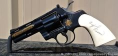 1 of 50 Colt Python Walking Tall Buford Pusser 357