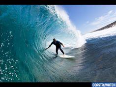 Margaret River surf, perth, western australia #ocean #wave #blue