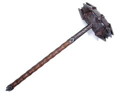 Search results for: 'weapons LARP weapons the hobbit the hammer of fili the dwarf larp hammer' Fantasy Weapons, Fantasy Rpg, Larp Sword, Medieval Weapons, Weapon Concept Art, Knives And Swords, Dwarf, The Hobbit, Dungeons And Dragons