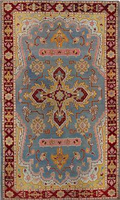Antique Agra Oriental Rugs #43958  http://nazmiyalantiquerugs.com/antique-rugs/antique-agra-rugs/