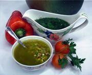 Receta de Salsa vinagreta
