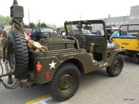 1953 Army Jeep Right Side