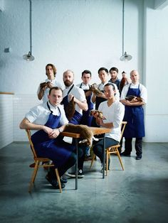 Game: New generation of chefs takes aim at a British tradition