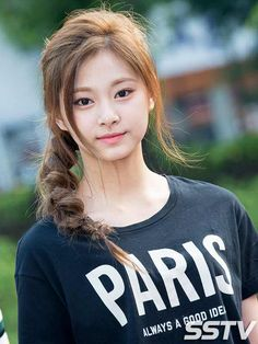 ♡ [ Official Thread of Chou Tzuyu ] NEW OP incoming! ⇀ Poll updated ⇀ The Most Beautiful Face of 2019 ヽ(♡‿♡)ノ Most Beautiful Faces, Beautiful Asian Women, Cute Asian Girls, Cute Girls, Korean Beauty, Asian Beauty, Foto Picture, Sana Momo, Dahyun