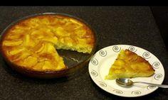 Hacer una tarta de manzana es facilísimo