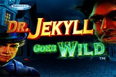 Play Dr Jekyll Goes Wild #slot with a big bet feature, hyde spins with locked wilds and a #freespins- http://freeslotmoney.com/dr-jekyll-goes-wild-online-slot/