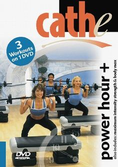 Cathe Friedrich's Power Hour   MIS  Body Max DVD * Details can be found by clicking on the image.