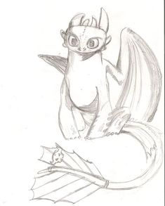 45 Ideas how to train your dragon toothless sketch how to draw Toothless Sketch, Cute Toothless, Toothless Dragon, Anime Drawings Sketches, Animal Drawings, Cute Drawings, Drawing Animals, Dragons, Body Drawing Tutorial