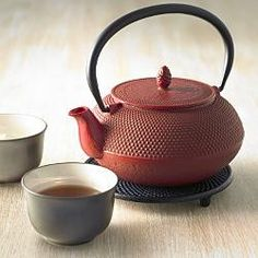 Japanese Tea Set. Would love to have a traditional set for my teas.
