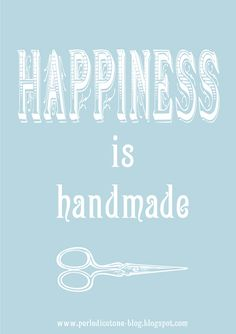 """Happiness is handmade"" Paperblog  Linda Bauwin - CARD-iologist  Helping you create cards from the heart"