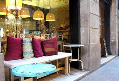 Alsur Café: petits plaisirs au coeur du Born