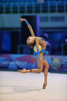 # Alina Ermolova (Russia) #