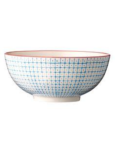 Bloomingville Carla Round Ceramic Serving Bowl