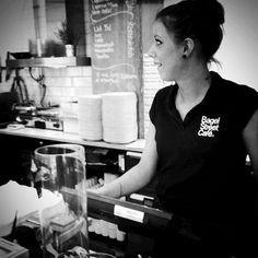 Bagel Street Café experience
