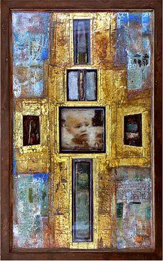 : Texts: David Walker-Barker & Chris Rawson Tetley: 'In Search of a Hidden Landscape' April David Walker, Door Knockers, Symbols, St Andrews, Fine Art, Landscape, Texts, Cabinets, Painting