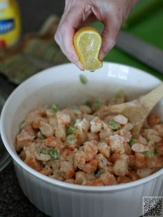 5. #Shrimp Salad - 29 #Mouthwatering Shrimp Dishes for #Dinner Tonight ... → Food #Topped