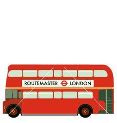 Quickpencil's Routemaster vector - 501st sale on vectorstock