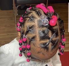 Black Baby Girl Hairstyles, Little Girls Natural Hairstyles, Toddler Braided Hairstyles, Toddler Braids, Cute Hairstyles For Kids, Kid Hairstyles, Little Girl Braids, Girls Braids, Kid Braids