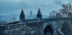 Bridge of Winterfell Casa Stark, House Stark, Dracula, Eddard Stark, Grey Warden, Dragon Age Inquisition, To Infinity And Beyond, Snow Queen, Medieval Fantasy