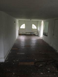 location - interior (attic)