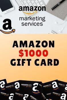 Amazon Free Gift Card In 2021 Amazon Gift Card Free Amazon Gifts Free Amazon Products