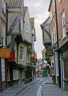 York, England.......I think this just might be my most favorite city in the world!!! This is definitely on my list of places I must visit again!!!