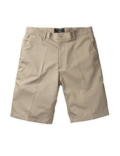 Match Men's Classic Regular Fit Flat Front Polyester Shorts #S3697 at Amazon Men's Clothing store: