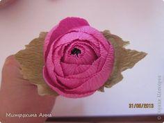 Creative Ideas - DIY Chocolate English Rose 20