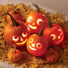 Halloween Decor: The History of Jack-o'-Lanterns