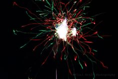 Light Painting — Fireworks!!