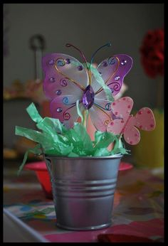 Butterfly Birthday Party | Catch My Party