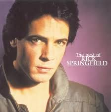 Rick Springfield....I wished I was Jessie's girl so he would be wanting me....lol