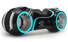 Personalized Tron Lightcycle up for auction // uma moto dessas. Tron Light Cycle, Tron Bike, Concept Motorcycles, Cars Motorcycles, Cool Technology, Technology Articles, Electric Scooter, Concept Cars, Cool Cars