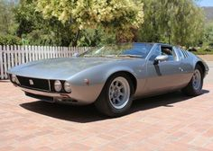 This 1969 DeTomaso Mangusta is said to have been fully restored by the current owner and was shown for the first time at the 2012 LaJolla Concours last April. The quad headlight examples like this one are the best looking, and this silver gray color is perfection, and we have never before seen it on this model.It is availablehere at DeTomaso specialist Pi Motorsportsin California for $139,995.95.