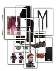 """""""PRINCE CHARMING """" by janaboughanem ❤ liked on Polyvore featuring Raf Simons, Michael Kors, Express, ASOS, River Island, MANGO MAN, Perry Ellis, Ray-Ban, Jack & Jones and Szanto"""