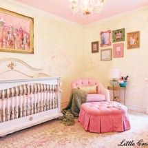 Project Nursery - luxury nursery design