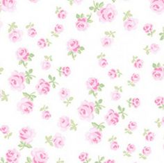 Clothworks  Fidelia  Small Rose by JeanMariesFabrics on Etsy