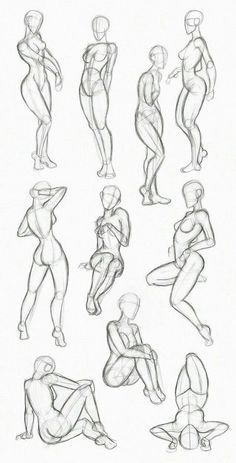 """""""It's terrible how some women criticise other women real life sexuality; while they are ridiculously posing and desperately looking for sensuality in their social network pictures. What a lack of consistency that only shows...girl jealousy!"""" SP Check the website for more beautiful sketches!"""