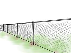 How to Remove a Chain Link Fence