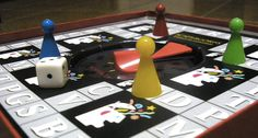 Cinco juegos de mesa para utilizar en el aula